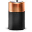 battery, power icon