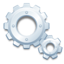 cog, gear, process, system, wheel icon