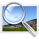 find, image, magnifying glass, search, zoom icon
