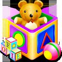 games, kids, package