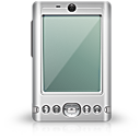 palm, pda, smart phone icon