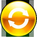quick, restart icon
