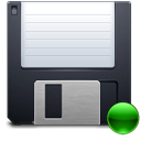 3floppy, mount icon