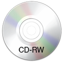 cdwriter, unmount icon