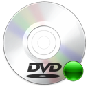 dvd, mount icon