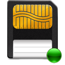 mount, smartmedia icon