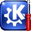 k, tool icon
