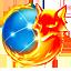 browser, fire, firefox, fox, mozilla icon