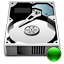 hdd, mount icon
