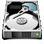 harddisk, hdd icon