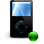 mount, mp3player icon
