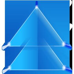 2uparrow icon