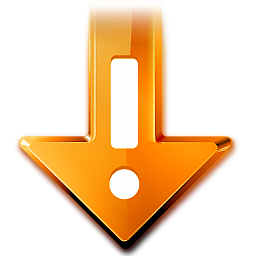 alert, download, update icon