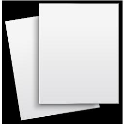 copy, edit icon