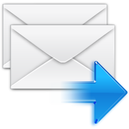 mail, reply all icon