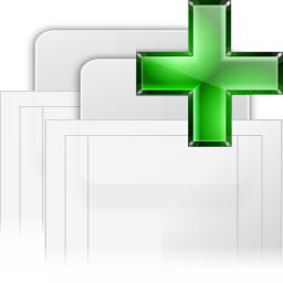 New, raised, tab icon - Free download on Iconfinder