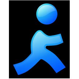 aim, protocol icon