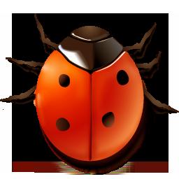 animal, bug, insect, ladybird icon
