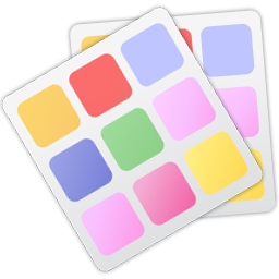 color, color scheme, renk icon