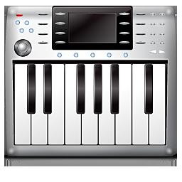 Keyboard, midi, music icon - Free download on Iconfinder