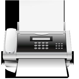 kdeprintfax icon