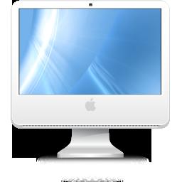 mac, monitor, screen icon