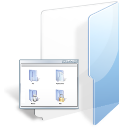 package, programs icon