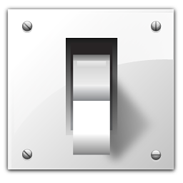 Switch Power Switch Off Icon
