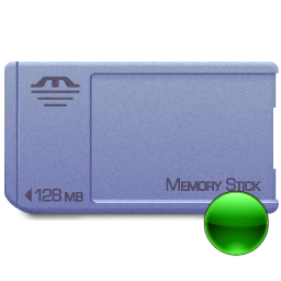 memory, mount, stick icon