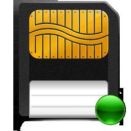 mount, smartmedia icon