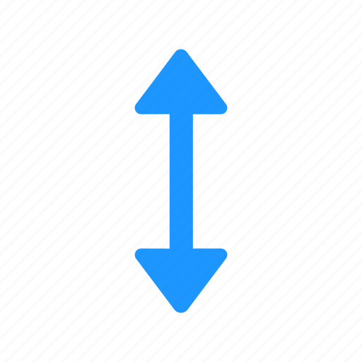 arrow, indicator, pointer, resize cursor icon