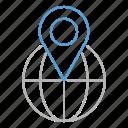 geo, targeting, gps, map, navigation, pin