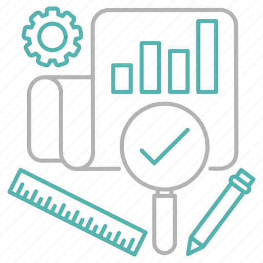 audit, optimization, report, seo icon
