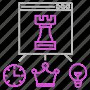 business, marketing, online, optimization, planning, seo, web icon