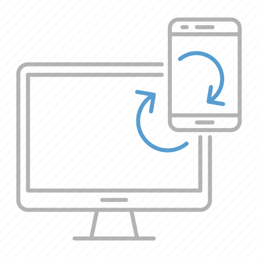Synchronization, data, database, refresh, sync icon - Download on Iconfinder