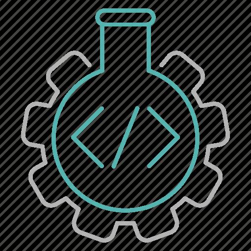 Programming, testing, code, coding, development, web icon - Download on Iconfinder