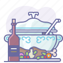bottle, cooking, culinarium, eating, food, lunch, soup icon