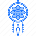civilization, country, culture, dreamcatcher, feather, indian icon