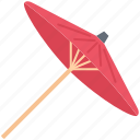 civilization, country, culture, japan, umbrella icon