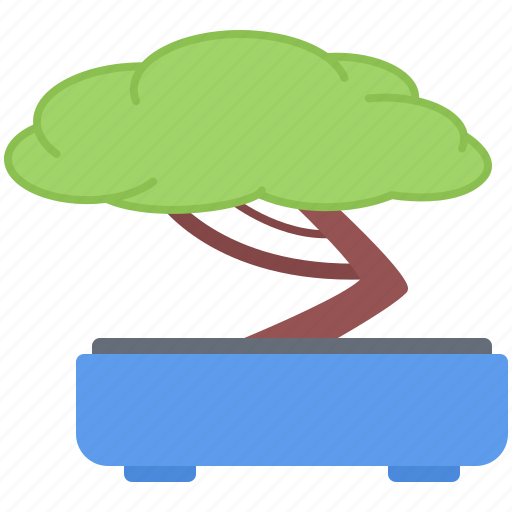 bonsai, civilization, country, culture, japan, tree icon
