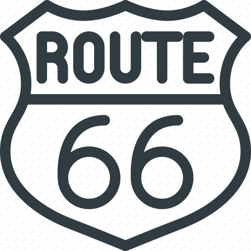 american, civilization, communities, community, culture, nation, route66 icon