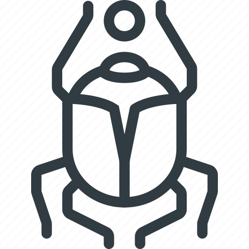 civilization, communities, community, culture, egyptian, nation, scarabeus icon