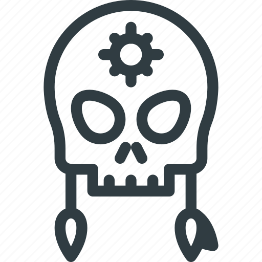 civilization, communities, community, culture, nation, skull icon
