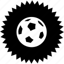 ball, equipment, football, sport icon