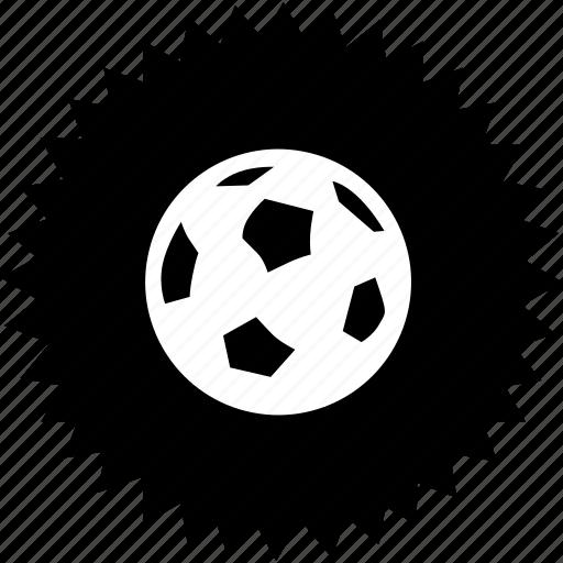 ball, equipment, football, sport icon