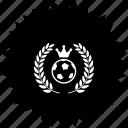 ball, club, football, royal