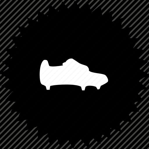 football, footwear, shoe, soccer, sport icon