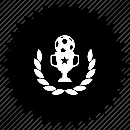 award, champion, football, sport icon