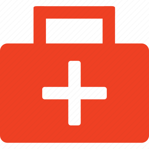 doctor, doctor tools, suitcase icon