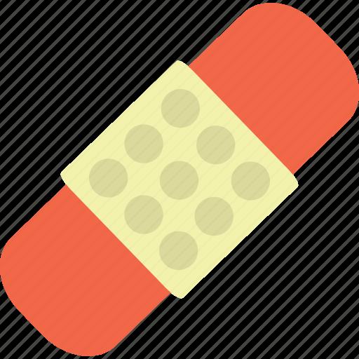 Cure, drug, injury, medicine, plaster, wounded icon - Download on Iconfinder